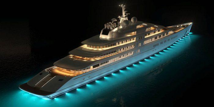 super yacht cher