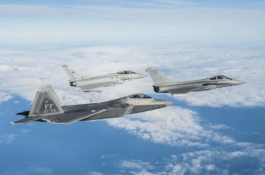 Meilleurs avions de chasse 2020