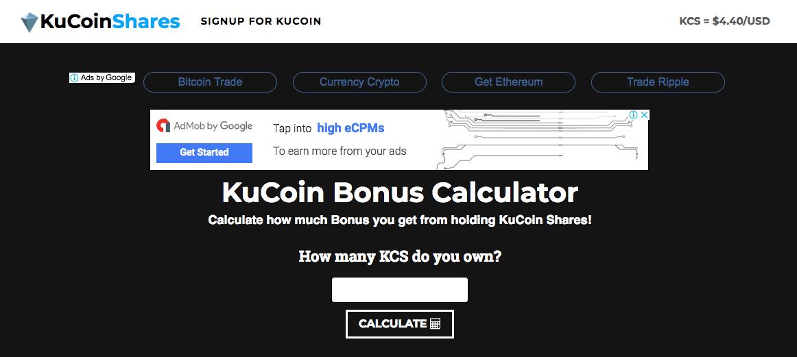 KuCoin Share
