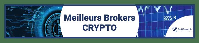 Meilleurs Brokers Crypto