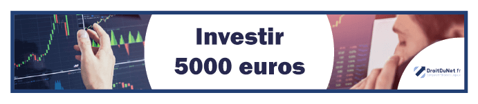 banner investir 5000 euros