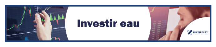 banner investir eau