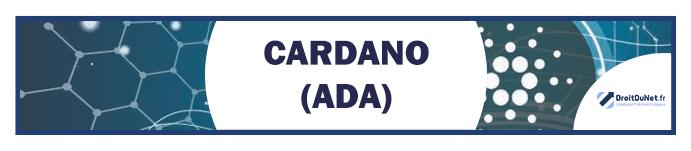 cardano ada altcoin banner