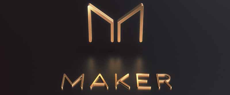 logo maker mkr altcoin