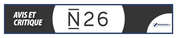 n26 avis banner