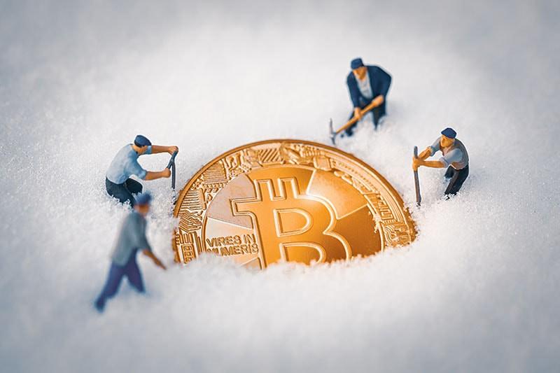 bitcoin miner la crypto