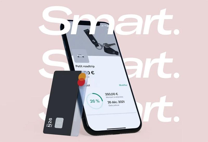 n26 credit card smart