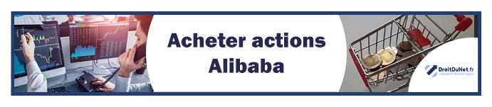 banner acheter actions alibaba