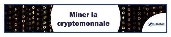 banner mining crypto